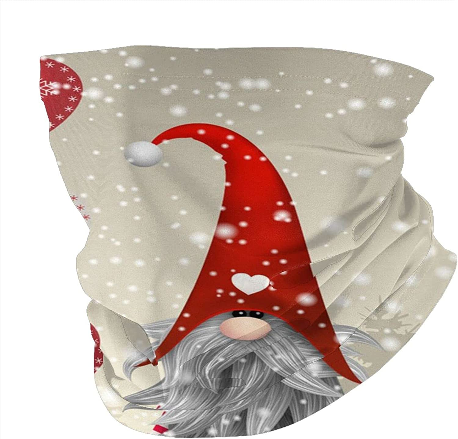 Variety Head Scarf,Winter Christmas Gnome Hand Towels Xmas GiftsVariety Headscarves Men And Women Multi-Function Headscarves.