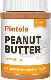 Pintola Classic Peanut Butter (Creamy) (1 kg)