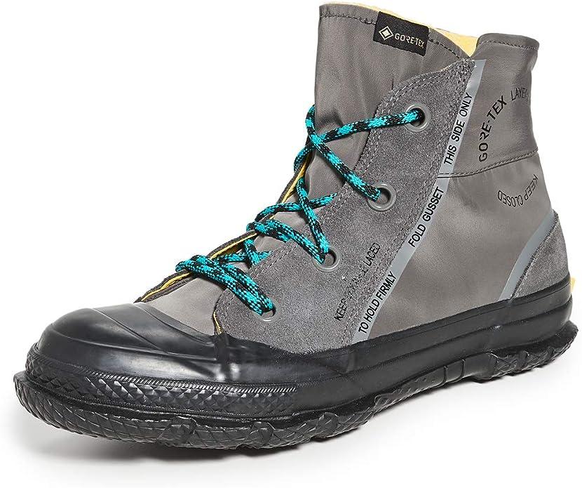 Converse Chuck Taylor MC18 Gore-Tex - Sneaker da uomo, Grigio ...