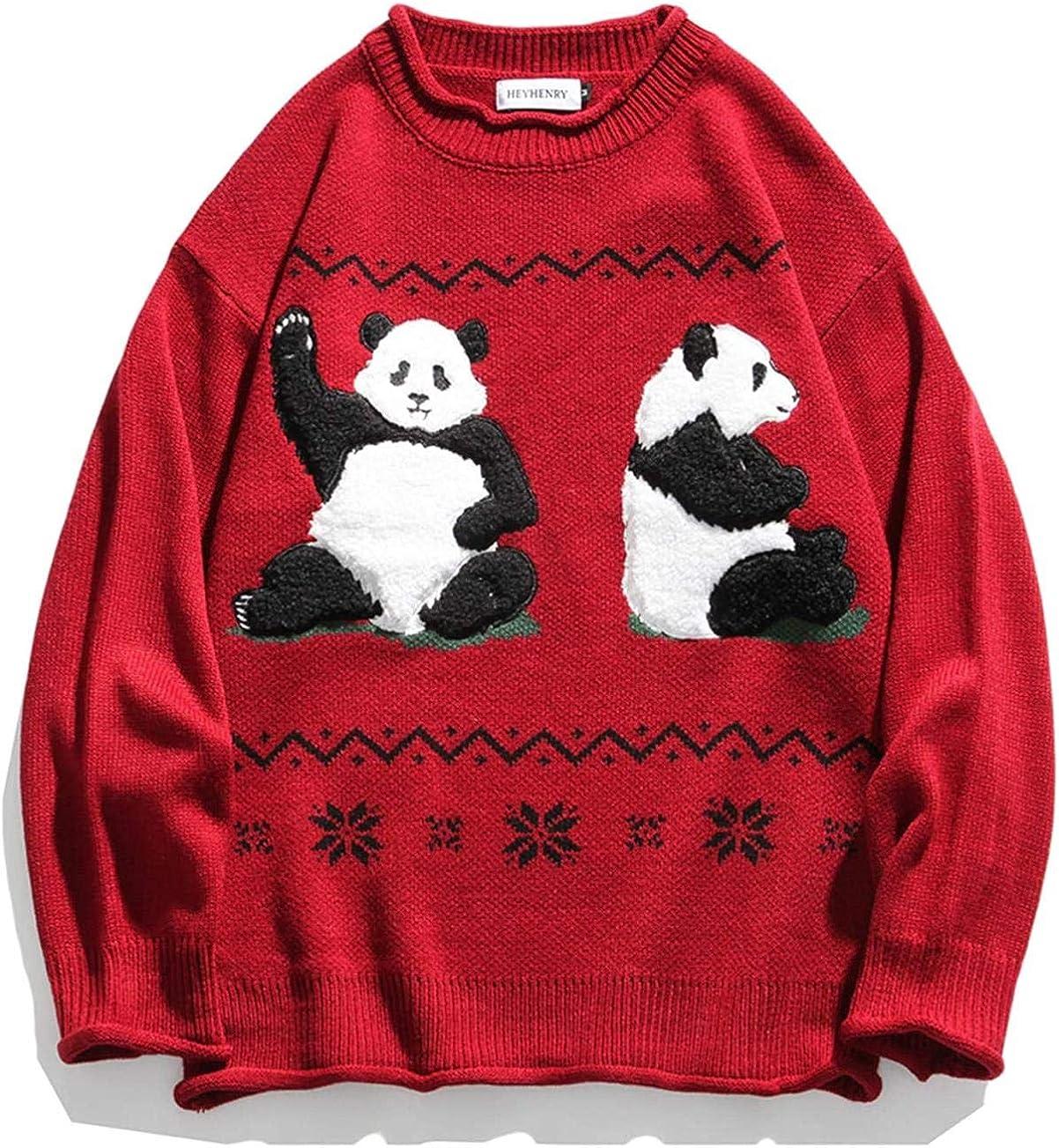 Oversize Sale price Sweaters Save money Men Winter High Pullov Streetwear Fashion Mens