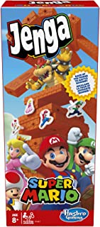 Jenga Super Mario – Jeu de Societe d'adresse – Version française