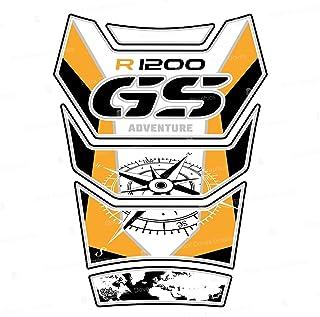 TOOGOO pour BMW R1200Gs R 1200 GS Adventure 2004-2012 Accessoires De Moto Couvercle DObjectif Protecteur De Phare
