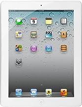 (Renewed) Apple iPad 2 MC979LL/A 2nd Generation Tablet (16GB, Wifi, White)