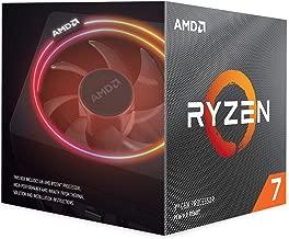 $354 » AMD Ryzen 7 3800X 8-Core, 16-Thread Unlocked Desktop Processor with Wraith Prism LED Cooler