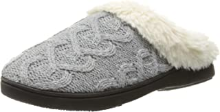 Women's Cable Knit Bridget Clog Slipper