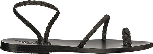 Black/Black Nappa