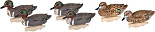 Flambeau Outdoors 8015SUV Storm Front 2 - Green-Winged Teal - Floaters- 6-PK