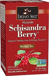 Best schizandra tea bags Reviews