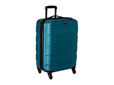 Samsonite Omni PC 24 Spinner (Caribbean Blue) Luggage