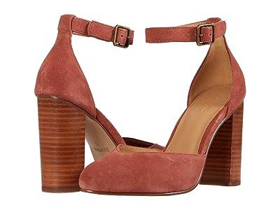 Soludos Collette Heel (Brick) Women