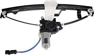 Dorman 741-556 Front Driver Side Power Window Regulator and Motor Assembly for Select Jeep Models