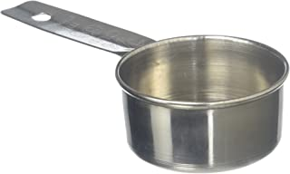 Tablecraft (724A) 1/4 Cup Stainless Steel Measuring Cup