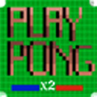 Two-Player Ping Pong