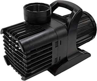 Aqua Pulse 12,500 GPH Submersible Pump for Ponds, Water Gardens, Pondless Waterfalls and Skimmers