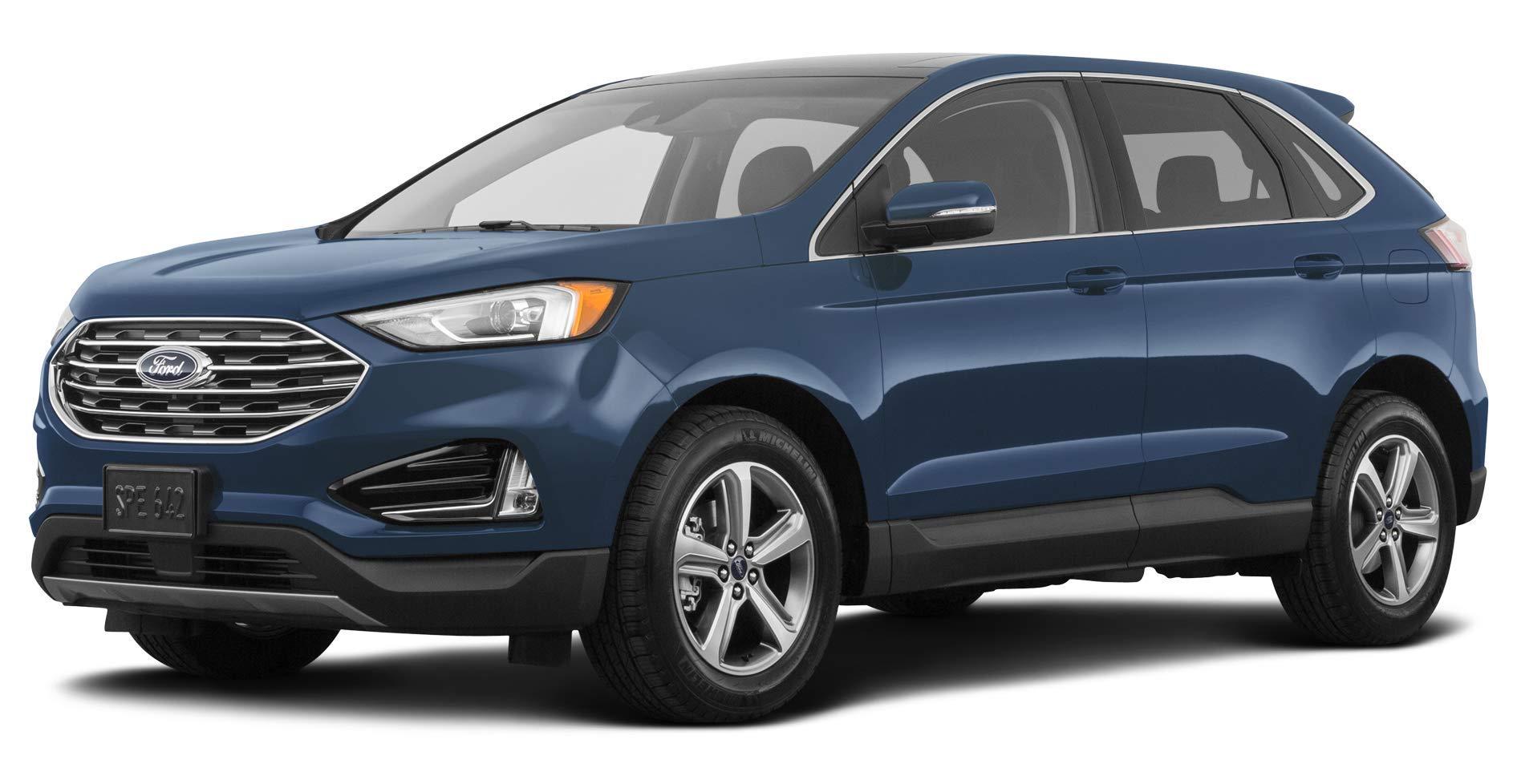 Ford Edge Titanium  Door Front Wheel Drive