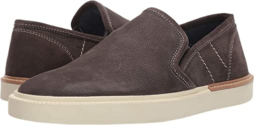 Charcoal Tumbled Nubuck