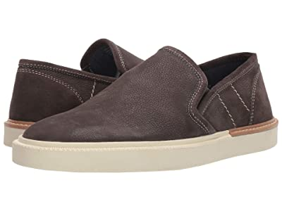 Lucky Brand Dexter (Charcoal Tumbled Nubuck) Men
