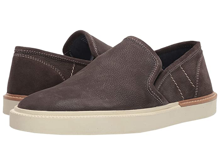 Lucky Brand  Dexter (Charcoal Tumbled Nubuck) Mens Shoes