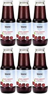 Biona Organic - Pure Juice - Tart Cherry - 1L (Case of 6)