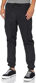 Urban Classics Men's Cargo Nylon Track Pants Slacks