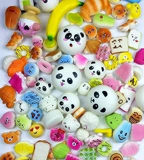 Originnt 40Pcs Jumbo Medium Mini Slow Rising squishies squishys Package Cute Kawaii Scented Squishy Toy
