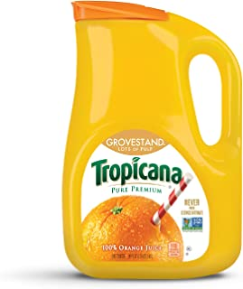 Tropicana, Orange Juice, Grovestand Lots of Pulp, 89 oz