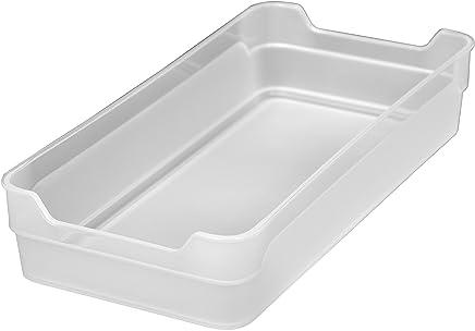 b+in Clear Plastic Quarter Tray 4 Piece