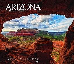Arizona Highways 2020 Scenic Wall Calendar
