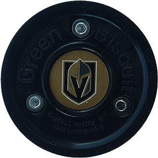 Green Biscuit Original NHL Puck. Pick Your Favorite NHL Team!