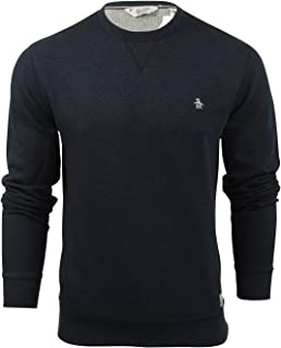 Original Penguin Men's Crew Neck Sweat Sweatshirt