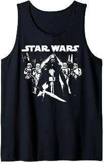 Star Wars Kylo Ren Ready To Fight Tank Top