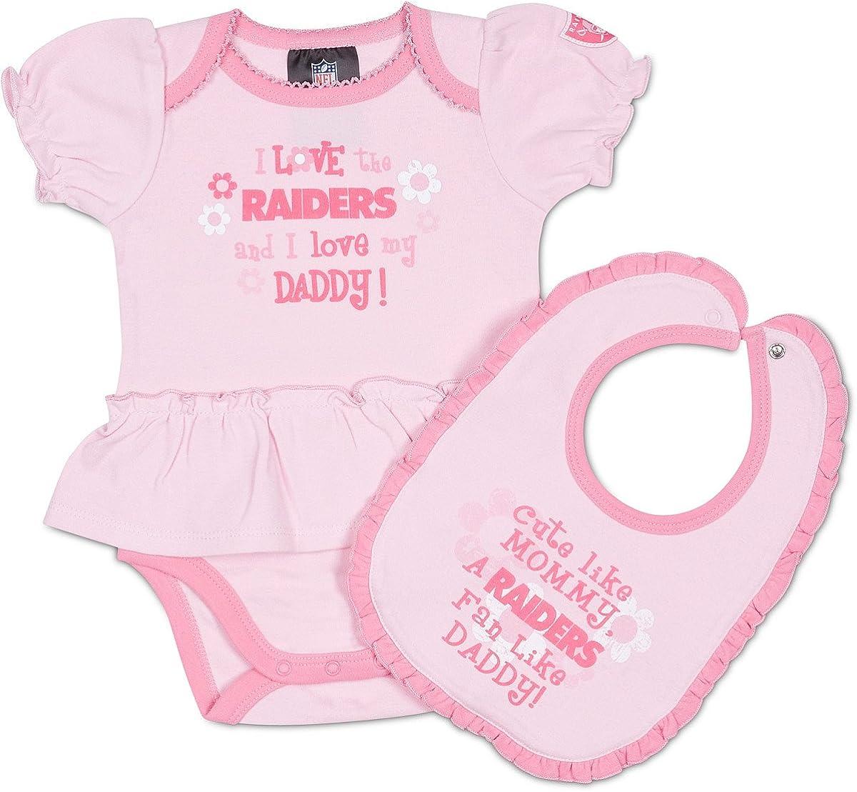 NFL Ranking TOP3 Las Vegas Raiders Sleep Infant 'N 5 ☆ very popular Toddler Play Girls'