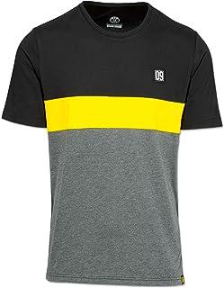 """BVB  T-Shirt  /""""Seit1909/"""" Raglan-Shirt Borussia Dortmund  Gr 3XL M"""