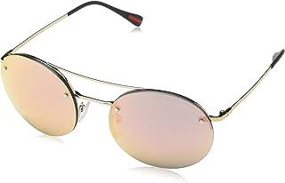 2b89c9be4 Prada Linea Rossa Spectrum PS54RS ZVN5L2 56 - Dourado/Rose Espelhado