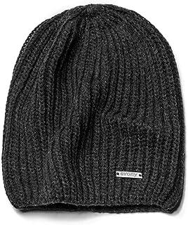 Lightweight Beanie Hat - Warm, Stylish, Fine Ribbed Knit