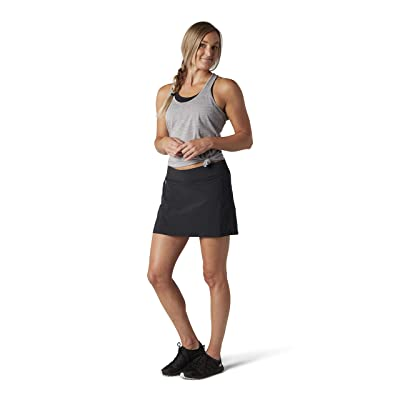 Smartwool Merino Sport Lined Skirt (Black 1) Women