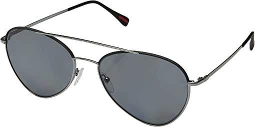 Gunmetal/Grey/Polarized Dark Grey