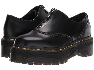 Dr. Martens Aurian II Platform (Black) Shoes