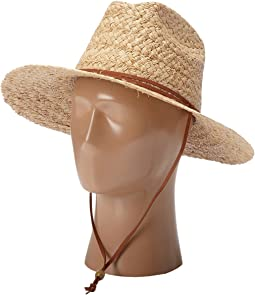 RSM548 Raffia Chin Cord Sun Hat