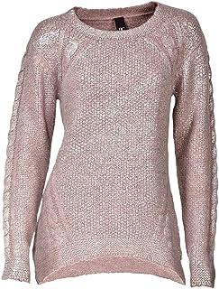 8cb347c81b3d02 Heine - Best Connections Women's Opaque Jumper Silver rosé-Silber