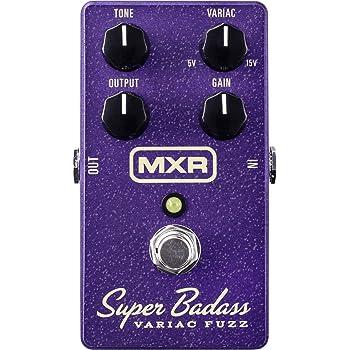 MXR M236 Super Badass Variac Fuzz Guitar Effects Pedal