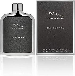 Jaguar Classic Chromite Eau de Toilette For - perfume for men - 100 ml