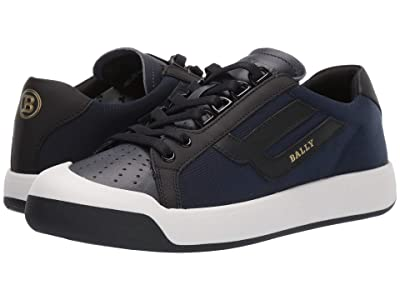 Bally New Competition Retro Sneaker (Ink) Men