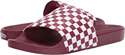 (Checkerboard) Rumba Red/White