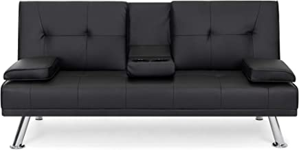 leather futons for sale