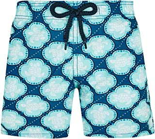 Vilebrequin - Boys - Swimwear Wax Turtles