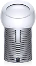 Dyson Pure Cool Me Personal Purifying Fan, BP01 HEPA Air Purifier & Fan, Removes Allergens, Pollutants, Dust, Mold, VOCs, for Desks, Bedside, Side Tables, White (Renewed)