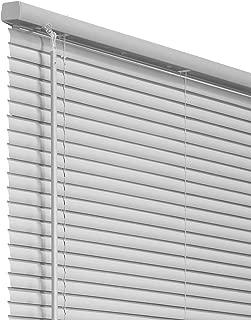 CHICOLOGY Cordless 1-Inch Vinyl Mini Blinds, Horizontal Venetian Slat, Light Filtering, Room Darkening Perfect for Kitchen/Bedroom/Living Room/ Office and More-23