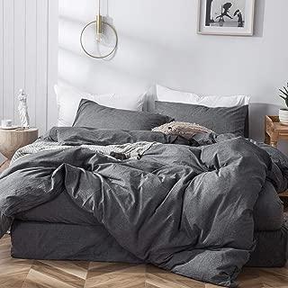 grey cot bed duvet cover
