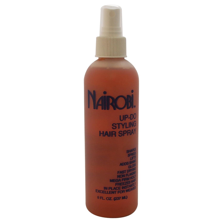Nairobi Genuine Overseas parallel import regular item Up-Do Styling Hair Ounce Spray Unisex 8
